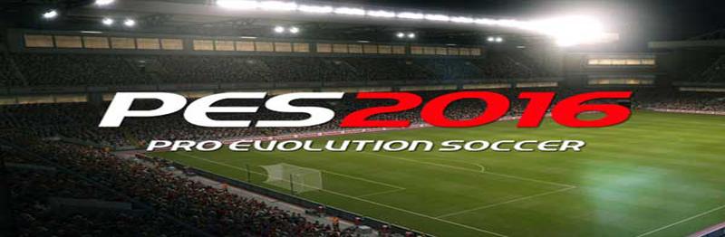PES 2016 Télécharger