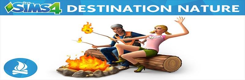 Les Sims 4 Destination Nature Télécharger
