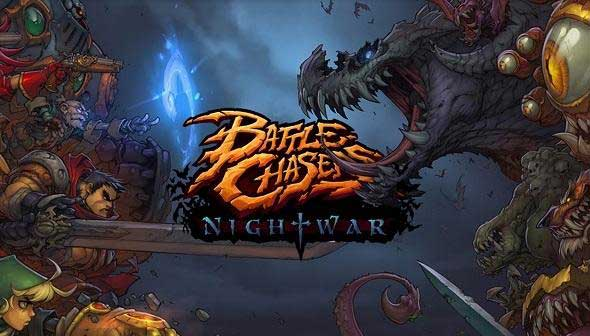 Battle Chasers Nightwar gratuit