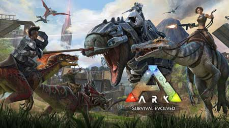 ARK Survival Evolved gratuit