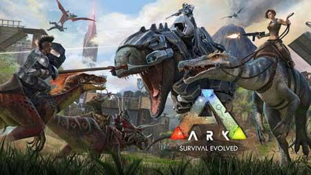 ARK Survival Evolved gratuit