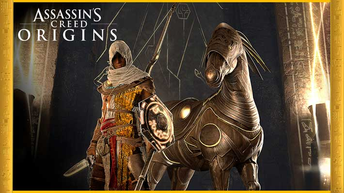 Assassin's Creed Origins gratuit