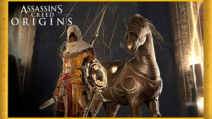 Assassin's Creed Origins gratuit