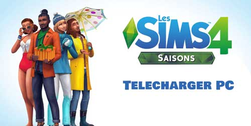 Les Sims 4 Saisons Télécharger