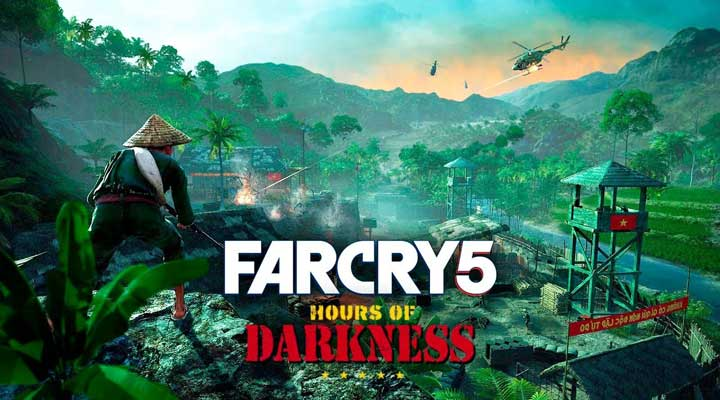 Far Cry 5 Hours of Darkness gratuit