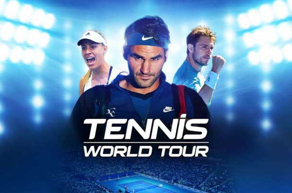 Gratuit Tennis World Tour Telecharger