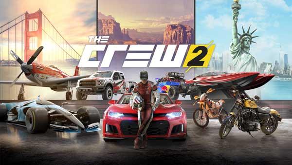 The Crew 2 Gratuit