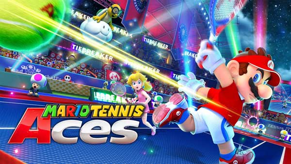 Mario Tennis Aces Telecharger