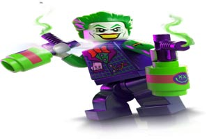 Gratuit LEGO DC Super Villains