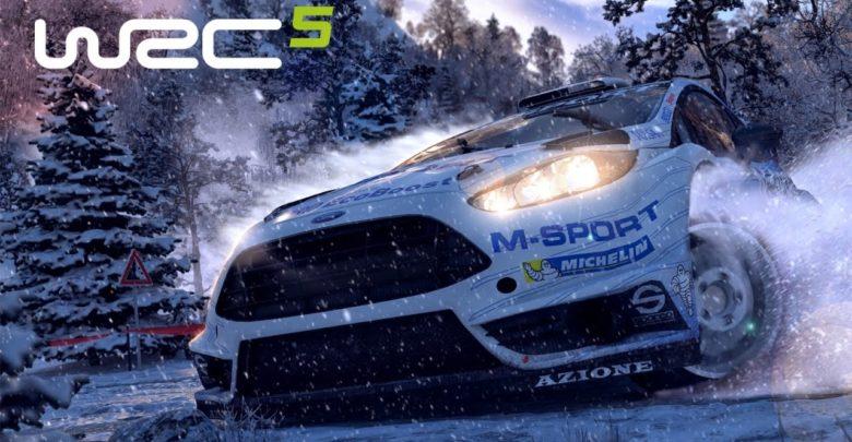 WRC 5 Jeu PC Télécharger complet