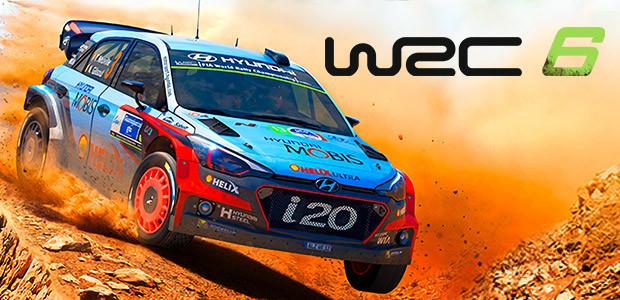 WRC 6 version complète du jeu PC Télécharger