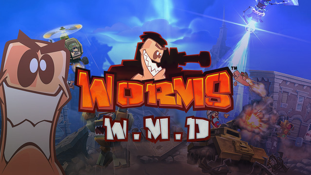 Worms W.M.D Télécharger