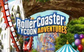 RollerCoaster Tycoon Adventures Gratuit