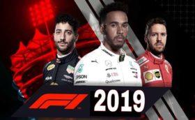 F1 2019 Codex