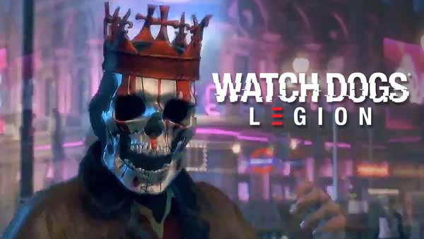 Watch Dogs Legion Gratuit
