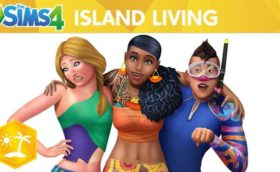 The sims 4 Island Living Gratuit