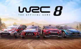WRC 8 Gratuit