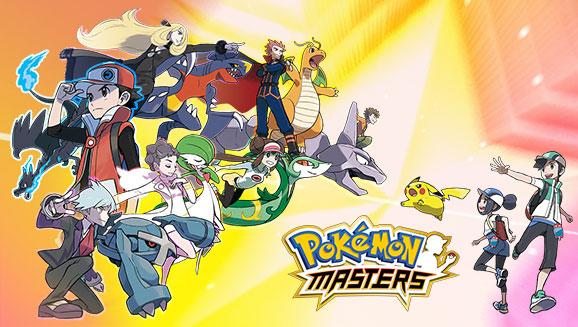 Pokemon Masters Gratuit