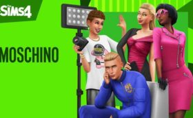 Les Sims 4 Moschino Gratuit