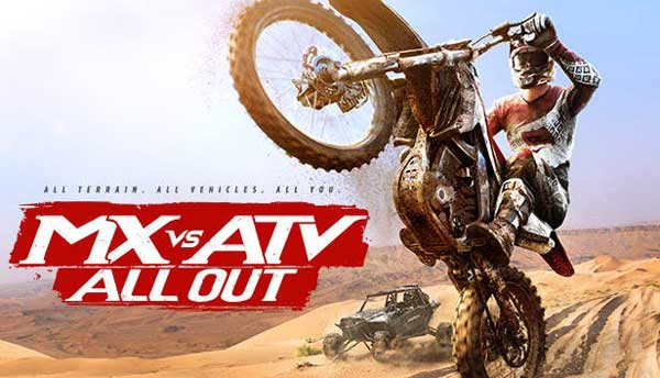 MX vs ATV All Out Gratuit