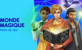 Les Sims 4 Monde Magique Gratuit