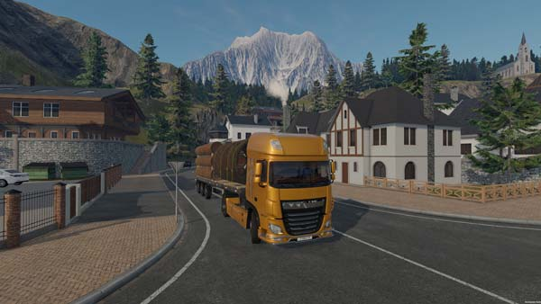 truck driver télécharger