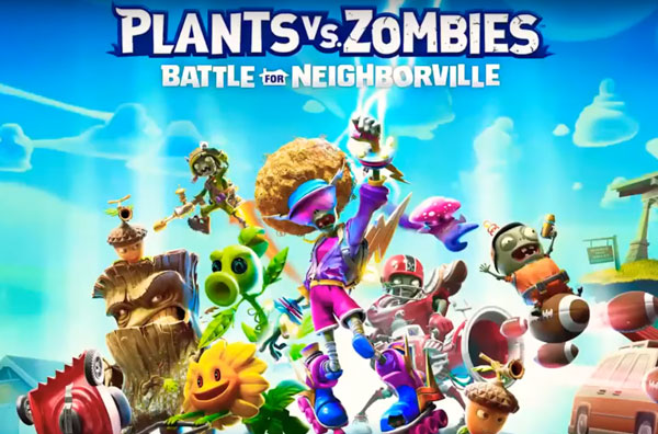 Plants vs Zombies Battle for Neighborville Gratuit