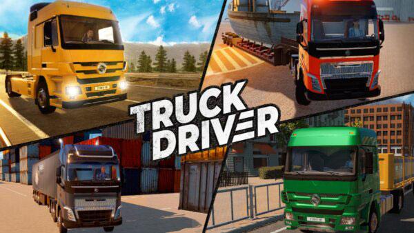Truck Driver Gratuit