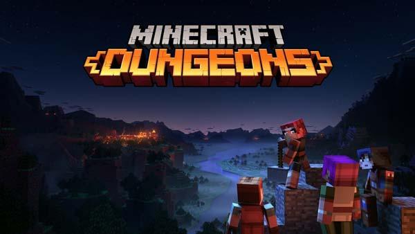 Minecraft Dungeons Télécharger