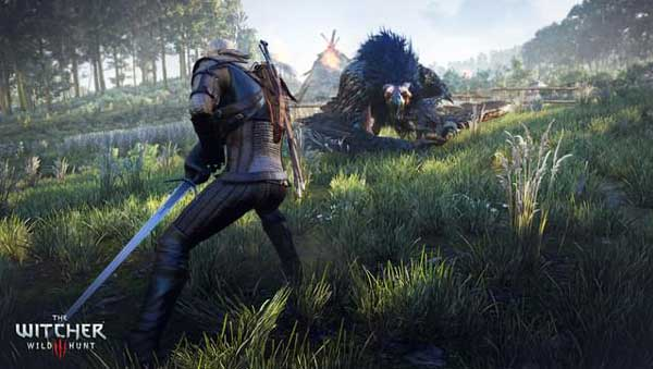 The Witcher 3 Wild Hunt gratuit