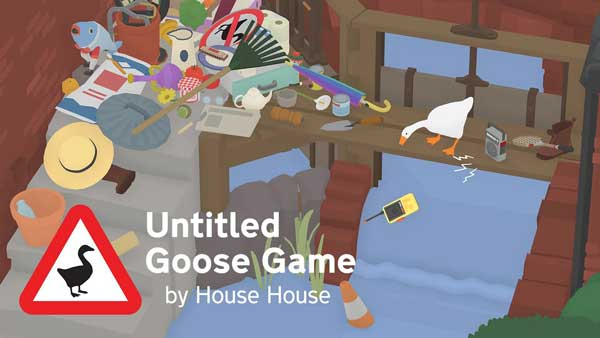 Untitled Goose Game Télécharger