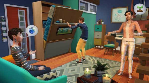 Les Sims 4 Mini Maisons gratuit