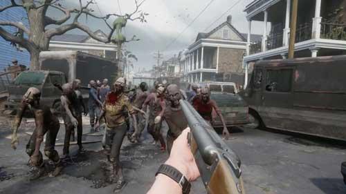 The Walking Dead Saints Sinners gratuit