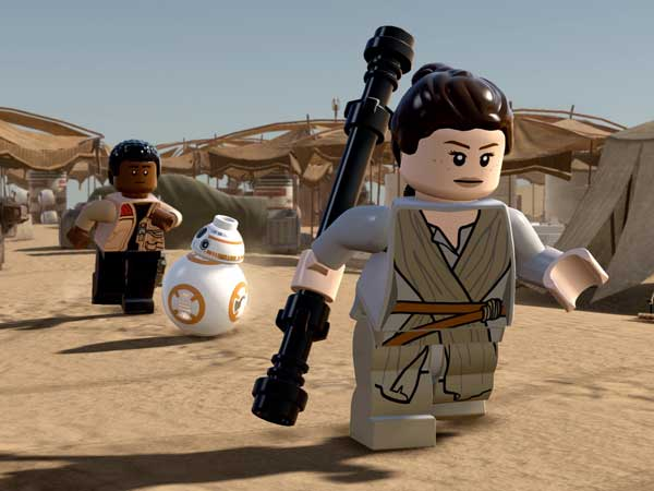 Lego Star Wars The Skywalker gratuit