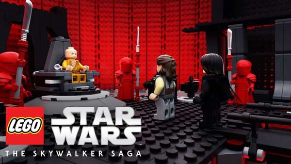 Lego Star Wars The Skywalker Télécharger