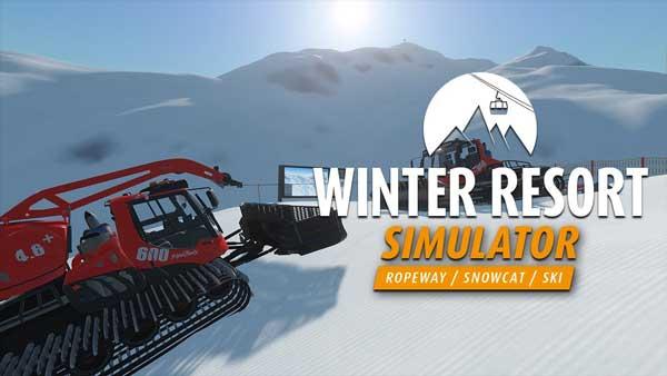 Winter Resort Simulator Télécharger