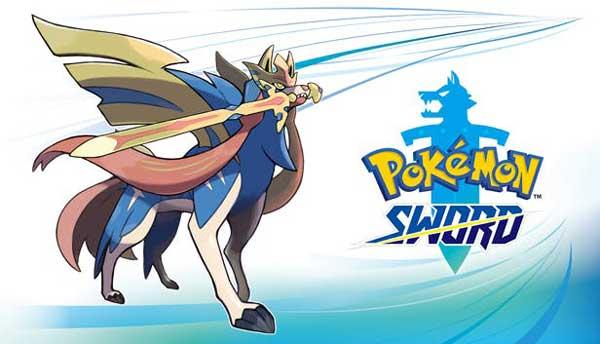 Pokemon Sword Télécharger