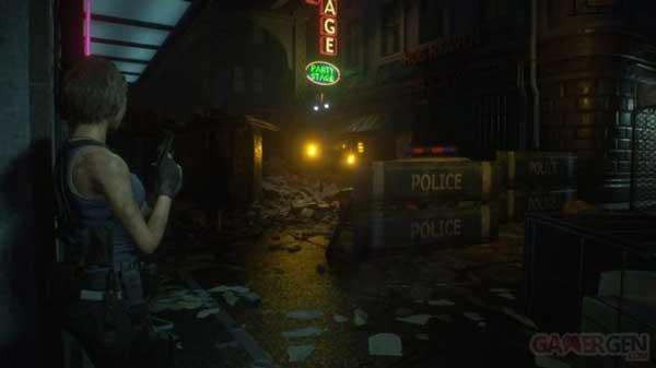 Resident Evil 3 Remake gratuit