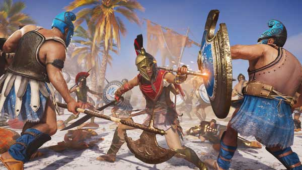 Assassin's Creed Odyssey gratuit