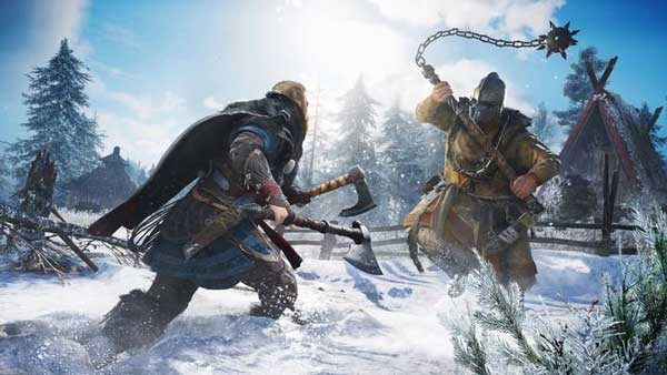 Assassin's Creed Valhalla gratuit