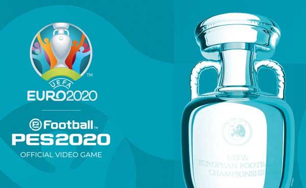 PES 2020 UEFA EURO 2020 Télécharger