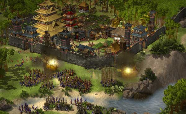 Stronghold Warlords Télécharger sur pc