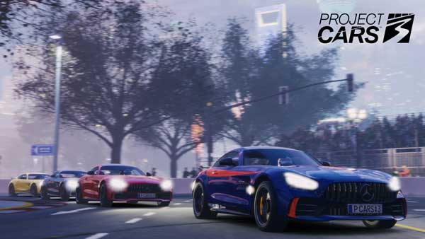 Project CARS 3 gratuit