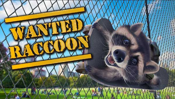 Wanted Raccoon Download Game