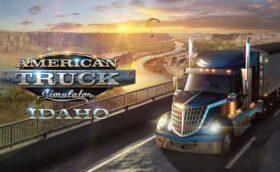 American Truck Simulator Idaho Télécharger