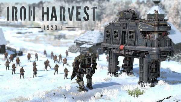 Iron Harvest Télécharger Jeu