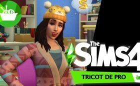Les Sims 4 Tricot de Pro Télécharger