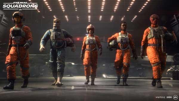 Star Wars Squadrons Télécharger