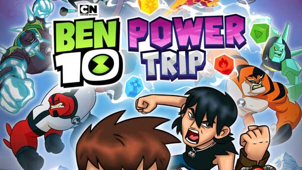 Ben 10 Power Trip Télécharger