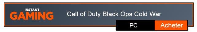 Call of Duty Cold War Télécharger